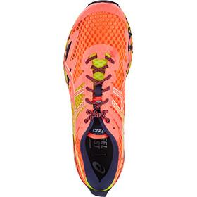 asics Gel-Noosa Tri 12 Shoes Men, flash coral/flash coral